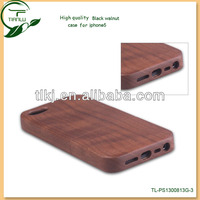 wholesale wood mobile phone case for iphone 4 4s back cover custom design hot selling mobile phone cover for iphone4/5/5s
