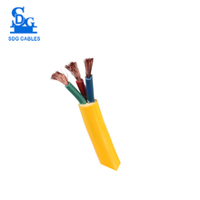 electrical cable specifications for household appliance