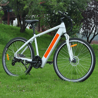 Best selling 700C mountain electric bike/bicycle with lithium battery RSEB304