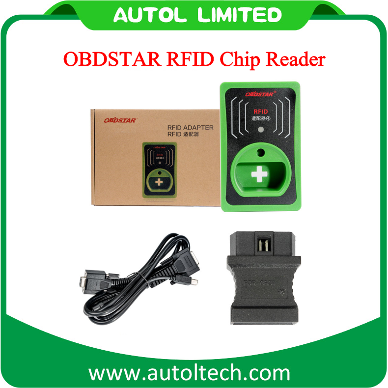 OBDSTAR RFID Adapter for VW IMMO 4 & IMMO 5 Key Chip Reader GEN OBDSTAR RFID Adapter for X300 DP/DP PAD/X300 Pro3/X100 Pro