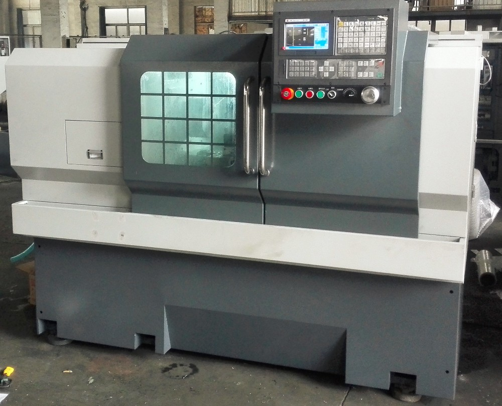 China high precision CNC lathe machine CK6140