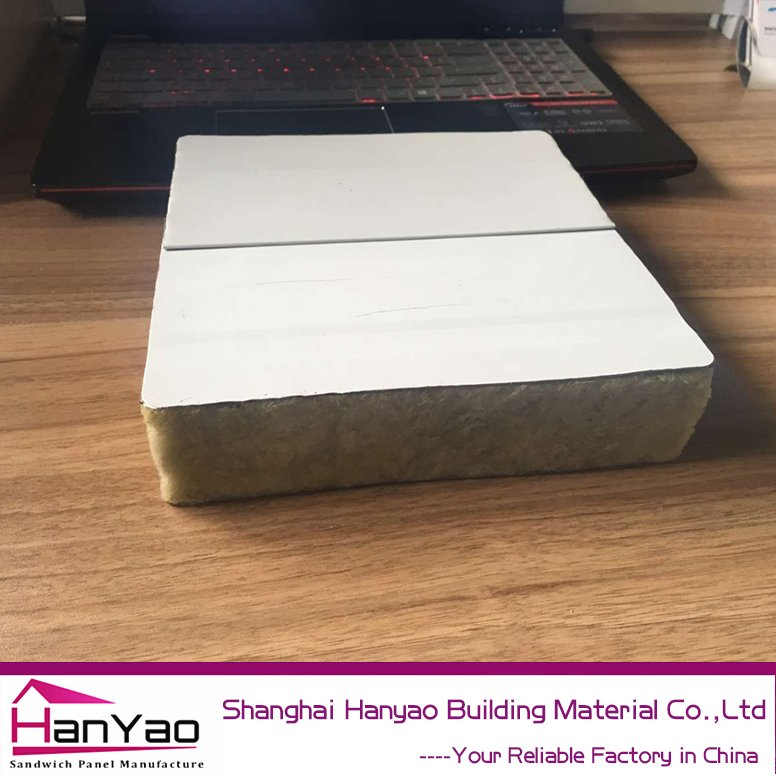 Shanghai HanYao Steel Sandwich Panel Concrete Sandwich Panels for Container House