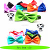 Fashion ties for dogs, wholesale pet bow tie, cute pet tie