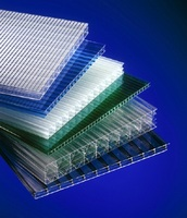 Twinlite multi-wall polycarbonate sheet