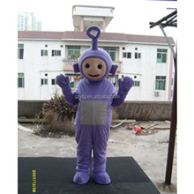 China manufacture cheap Teletubbies plush costumes