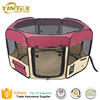Outdoor foldable Pet Puppy Dog Playpen Exercise Pen Kennel 600d Oxford Cloth