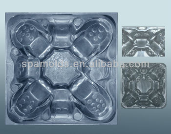 classical Fiberglass reinforce plastic uptake spa mold