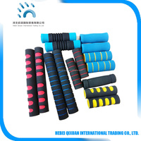 custom sponge bicycle handle bar grips factory good price OEM bike grips tape