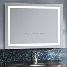 UL CE IP44 LED Illuminated Bathroom Mirror for Hotel
