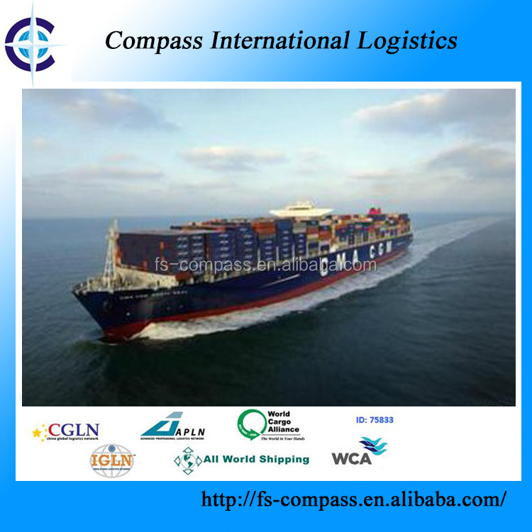 Best Sea Shipping forwarder to Morocco
