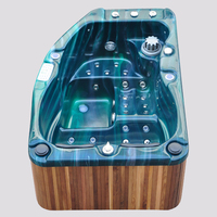 New arrival mini indoor wooden hot tub JCS-21