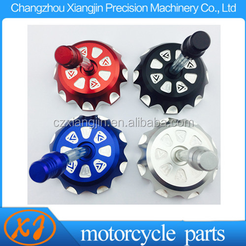 Supply CNC fuel tank cap for mini-motorcycle With any colors