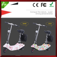 Smart Foldable mini Electric Scooter bike Lithium battery
