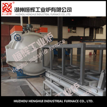 PLC automatic temperature control annealing vacuum kiln for sale with best service
