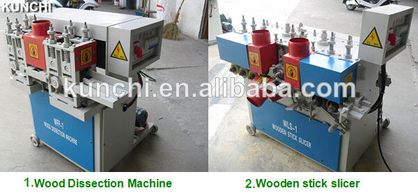 low investment and high profit wood toothpick machine ,wood skewer making machine with best quality and best price