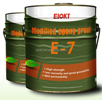 epoxy grouting materials for water leak absorbing repairing