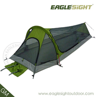 Light weight 2 person bivy tent 3-4 season ultralight hiking rain cover tent