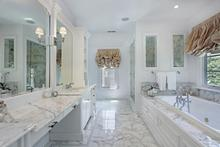 Flooring designs natural stone white marble tiles 1000x1000
