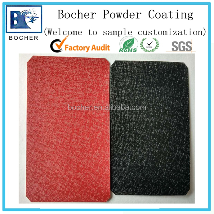 spray paint leaf vein effect thermosetting electrostatic polyester powder coating