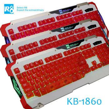 R8 Keyboard Mechanical Keyboard Gaming Keyboard For