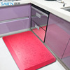 Comfort PU integral-skin foam anti fatigue floor mat for office standing