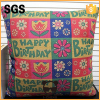2015 new arrival square decorative pet cushion cover can do your own designs