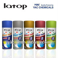 400ml spray paint normal color aerosol spray paint