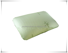 Coolmax memory foam shred bamboo pillow