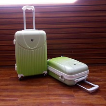New Fashion Design luggage trolley ABS+PC trolley case China Supplier Luggage set ,Hardside Case Factory price travel suitcase