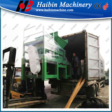 industrial plastic shredder for sale