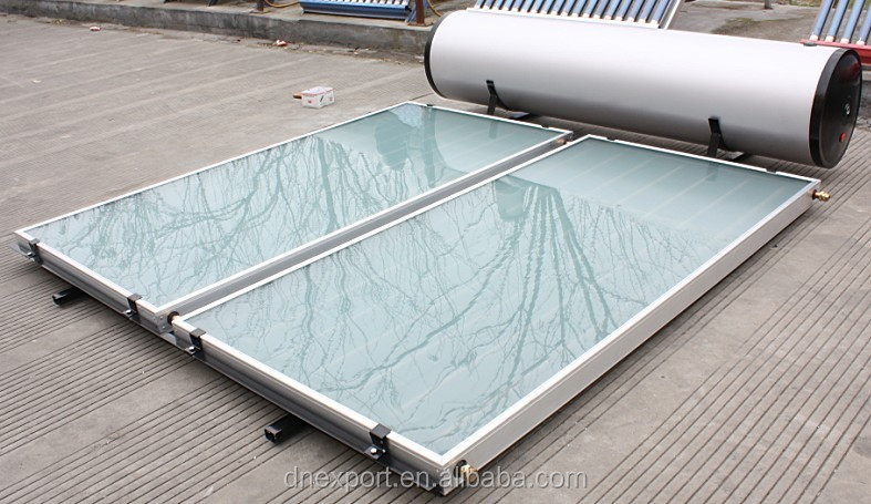 Factory Price Pressurized Solar Hot Water
