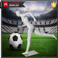 2016 Retail Inflatable Soccer Football Mannequin