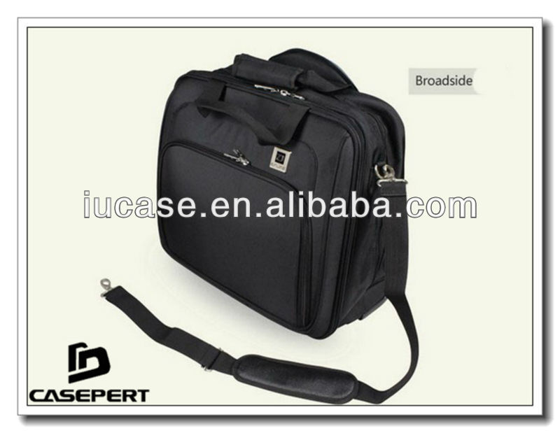 New Arrival Computer Briefcase Trolley Case Boarding Trolley Case Eminent Trolley Case 1680D compatible for 14 inch laptop