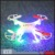 The Best Gift for Christmas Mini Drone Quadcopter with LED Flashing Light