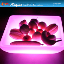 New style selling RGB color fruits tray