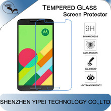 2.5D Tempered Glass For Moto X Play