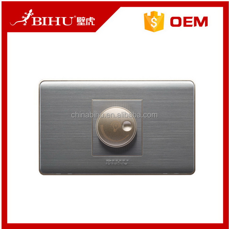 All kinds of first grade recessed indicator light dimmer switch