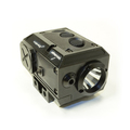 COMPACT GREEN LASER+FLASHLIGHT/handgun rail mounted 180Lum flashlight + green laser sight ar15 gun accessories