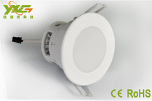 Wholesale top qiality Aluminum+ABS 7W 85-265v led down light