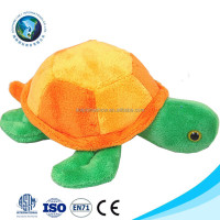 Lifelike custom sea life plush turtle toy fashion funny musical soft stuffed plush sea turtle