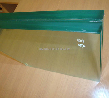 color laminated glass sheet with EN SAI CCC ISO9001