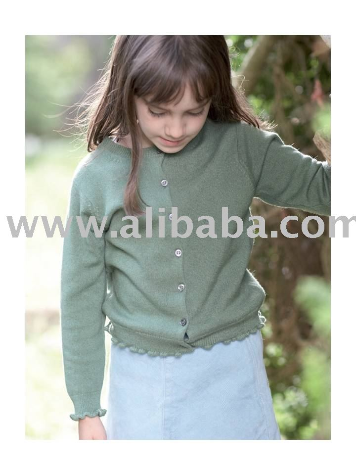 100% children's cashmere sweater