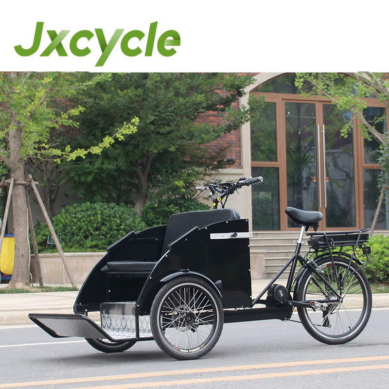 Electric auto rickshaw for Bike/Taxi