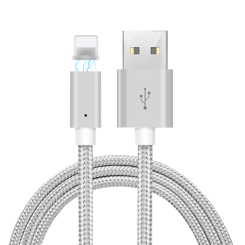 Magnetic Micro Usb Charging Cable 3 in 1Charger Cable Usb For Phones Multi Usb Cable