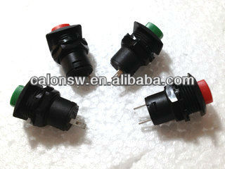 Surface mount tiny washable pushbutton switches