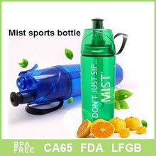 seattle souvenir factory price gatorade water mist spray bottle