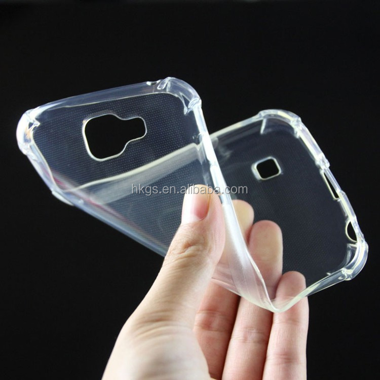 Anti-drop Full Clean Soft Skin Tpu Phone Protective Back Covers Case For LG K3 4G LS450 For LGLS450