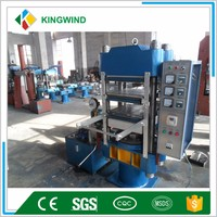 rubber seal press/ rubber o-ring vulcanizing press/ big rubber seal making machine
