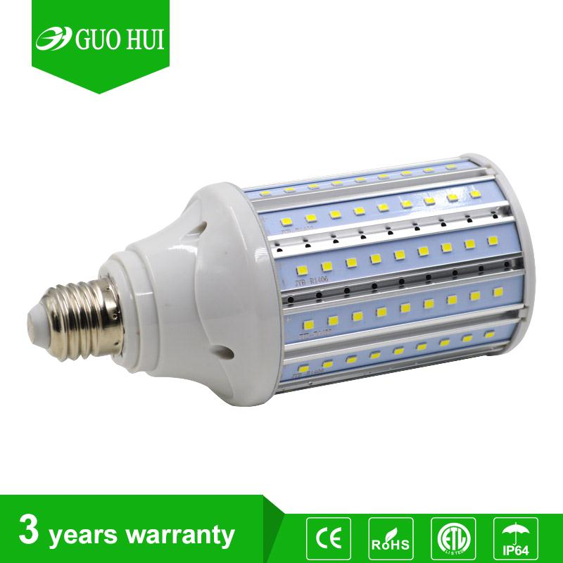 Multifunctional low color temperature 27w 36w 45w 54w 1900k corn bulb led street light for airport PC Cover