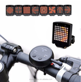Led bicycle tail light ,RBL-28 led signal remote control light bicycle rear light bike tail light